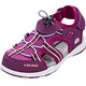 Viking Thrill Sandals Kids Plum/Dark Pink